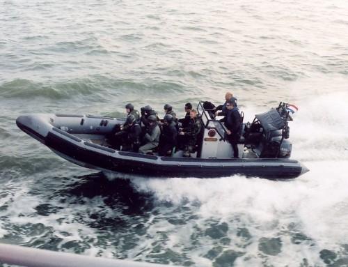 Dutch Marines Training Fitness Test