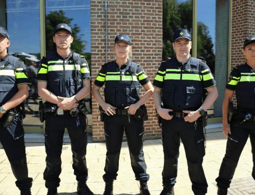 Dutch Police Training Fitness Test
